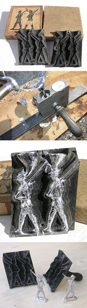 Permanent mold casting - Permanent mold casting