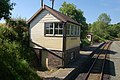 Castle Caereinion signal box - geograph.org.uk - 1333631.jpg