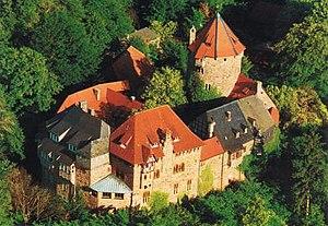 Lichtenfels, Hesse - Castle Lichtenfels