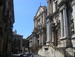 San Benedetto, Catania