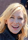 Photo of Cate Blanchett at the 2015 Cannes Film Festival