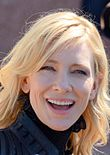 Photo of Cate Blanchett.