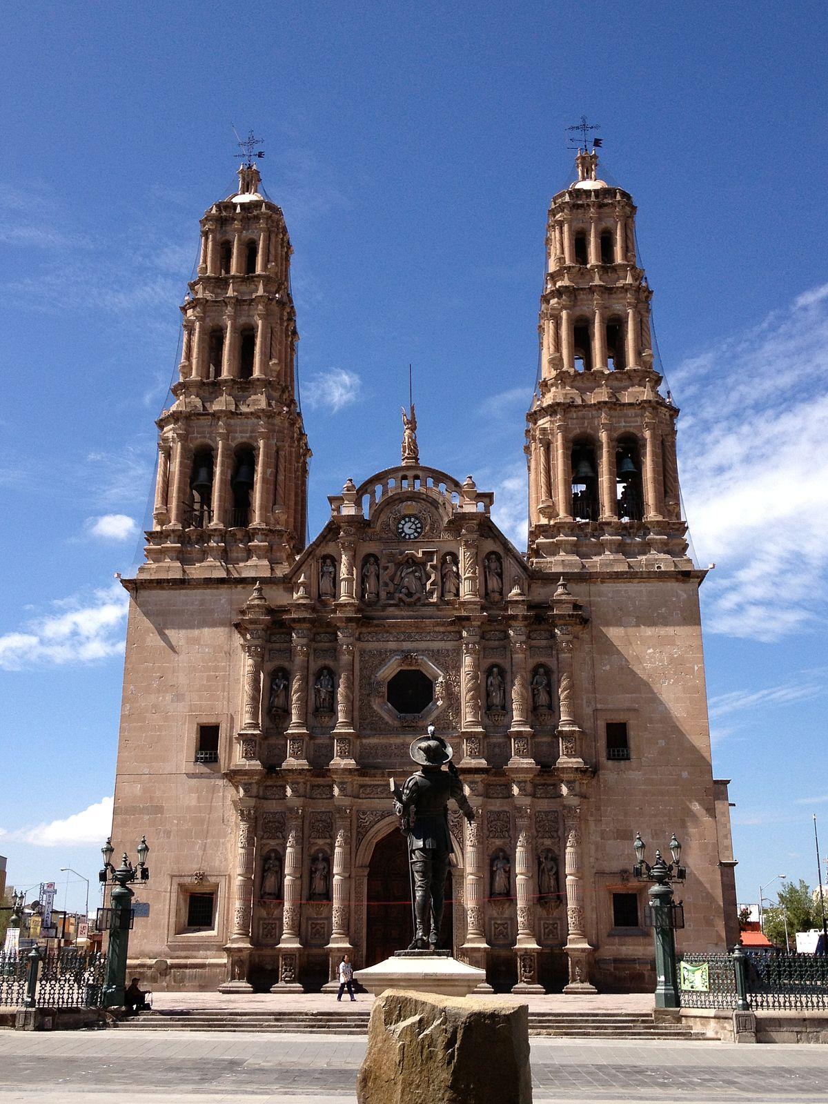 Arquidiócesis de Chihuahua - Wikipedia, la enciclopedia libre