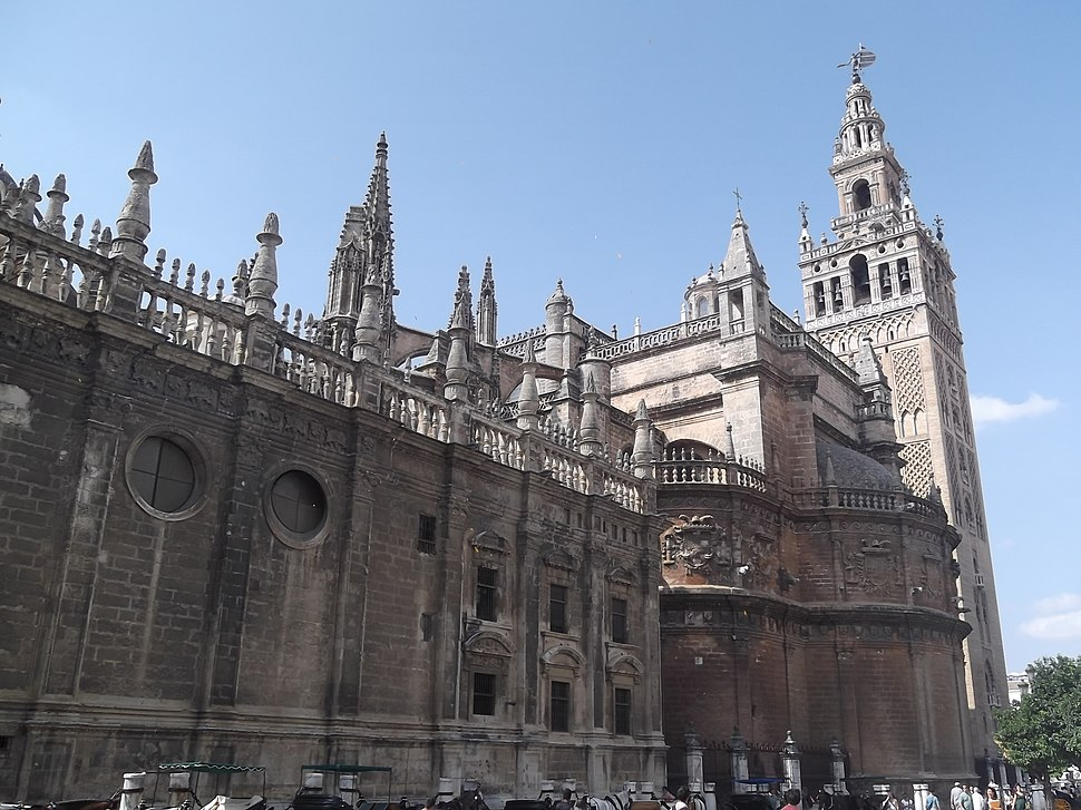 Catedral of Seville5