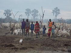 Cattle Herders at Cattle Camp in Rumbek, South Sudan.jpg
