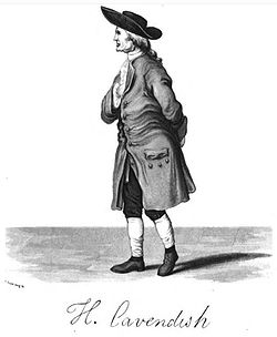 Cavendish henry signature