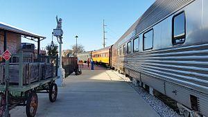Cedar Park, Texas - Cedar Park Depot, Texas