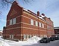 Centralskolan, gymnastikhallen sedd fr Hemmingsgatan, Falköping 9809.jpg