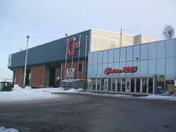 Centre 200, Sydney, Nova Scotia
