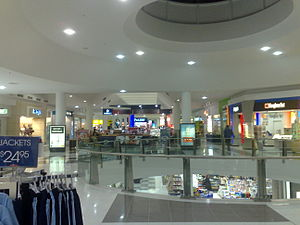 Colonnades Shopping Centre - Image: Centro collonades 2