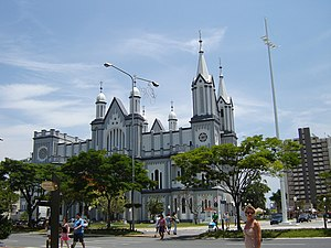 Itajaí - Center of Itajaí