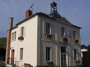 Cernay-la-Ville - Town hall