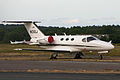 Cessna 510 Citation Mustang N510J (6893739069).jpg