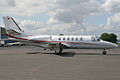 Cessna Citation 550B EDLD.jpg