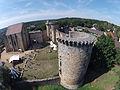 Château de la Madeleine, Chevreuses, Photo aérienne 11.jpg