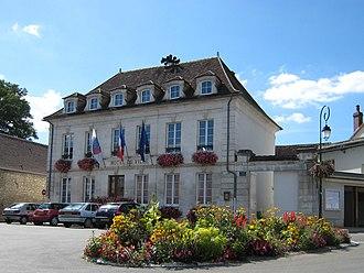 Chablis - Chablis town hall