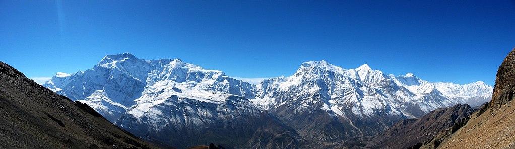 Las 10 montañas mas altas del mundo