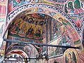Chalcidicum around Church at Troyan 2.JPG