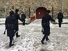 Guard mounting - Wikipedia
