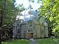 """Chapelle dans la promenade """"Chemin de croix"""" de la Réparation, Montréal-Est,Qc. - panoramio.jpg"""