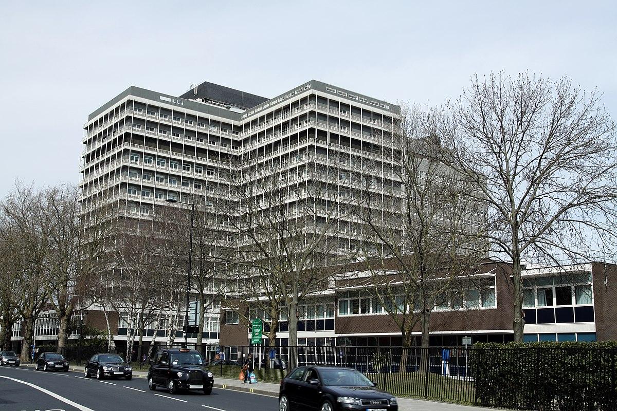 Charing Cross Hospital - Wikipedia