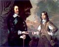 Charles I and James II.png