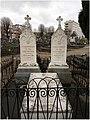 Charleville-Mézières (France – dép. des Ardennes) — Sépulture de la famille Rimbaud-Cuif.jpg