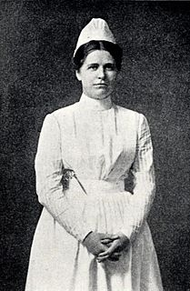 Charlotte Munck (nurse) Danish nurse and educator