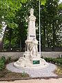 Chasseneuil-du-Poitou war memorial.JPG