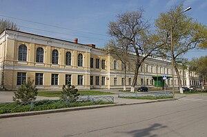 Francesco Boffo - Image: Chekhov Gymnasium (Taganrog)