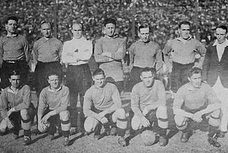 History of Chelsea F.C. - The Chelsea FC team that toured in Argentina in 1929