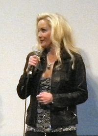 Cherie Currie em 2010