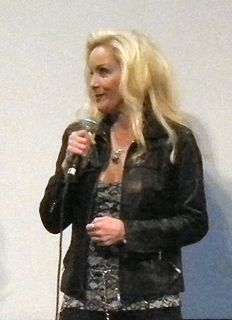 Cherie Currie American rock musician, actress, and woodcarver, former member of The Runaways