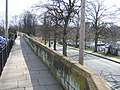 Chester's City Walls - Grosvenor Road to Bridgegate ^3 - geograph.org.uk - 368924.jpg