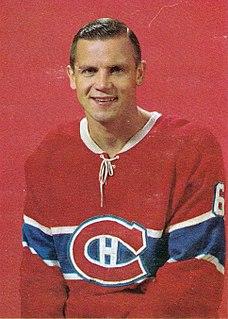 Ralph Backstrom Canadian ice hockey player