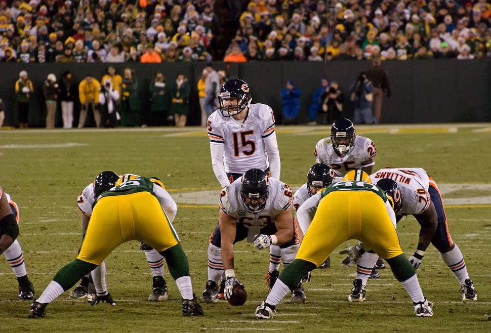 Chicago Bears vs Green Bay Packers 2