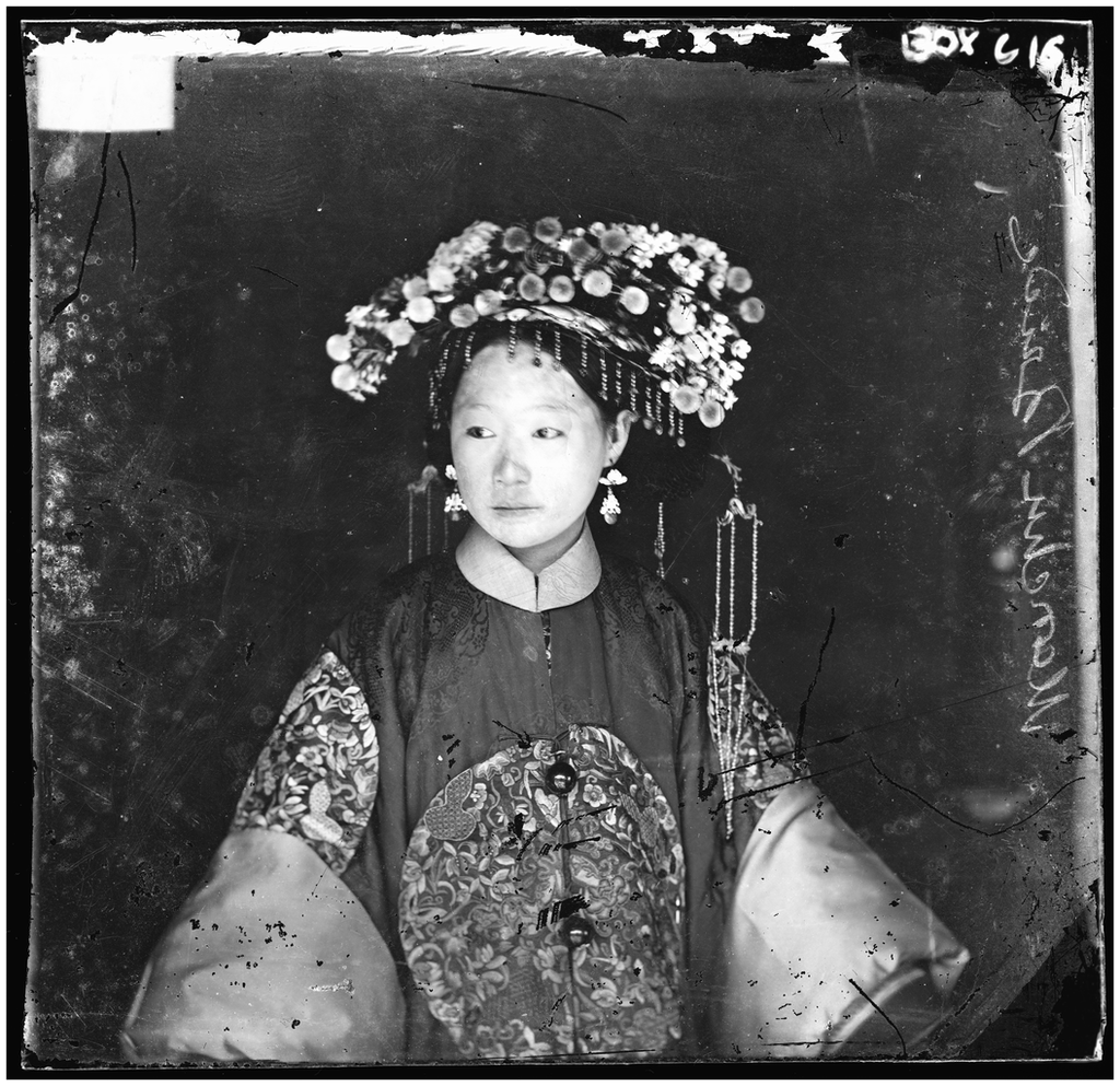 China- A Manchu Bride WDL3958
