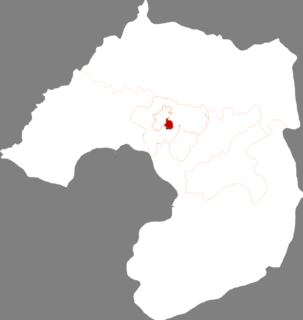 Wensheng District District in Liaoning, Peoples Republic of China