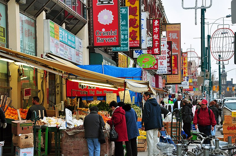 Chinatown; From Travel Writers' Secrets: Top Toronto Travel Tips