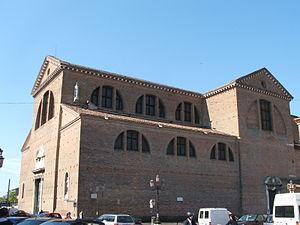 Chioggia Cathedral - Image: Chioggia Cattedrale DSCF0137