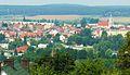 Chodziez panorama of city.JPG