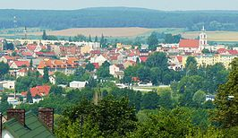Chodziez panorama of city.JPG