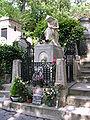 Chopin Grave Grab Pere Lachaise.JPG