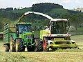 Chopping Grass for Silage - geograph.org.uk - 1343401.jpg