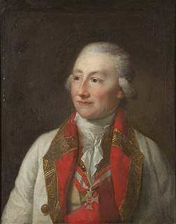Christian August, Prince of Waldeck and Pyrmont Austrian and Portuguese General