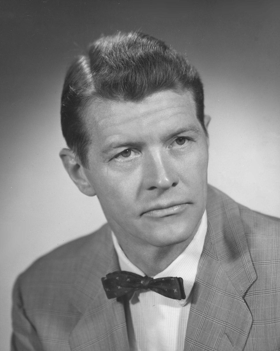 Christian B. Anfinsen, NIH portrait, 1950s