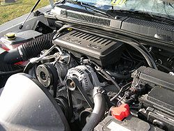 chrysler powertech engine chrysler powertech 3 7 l v6 in a 2005 jeep grand cherokee