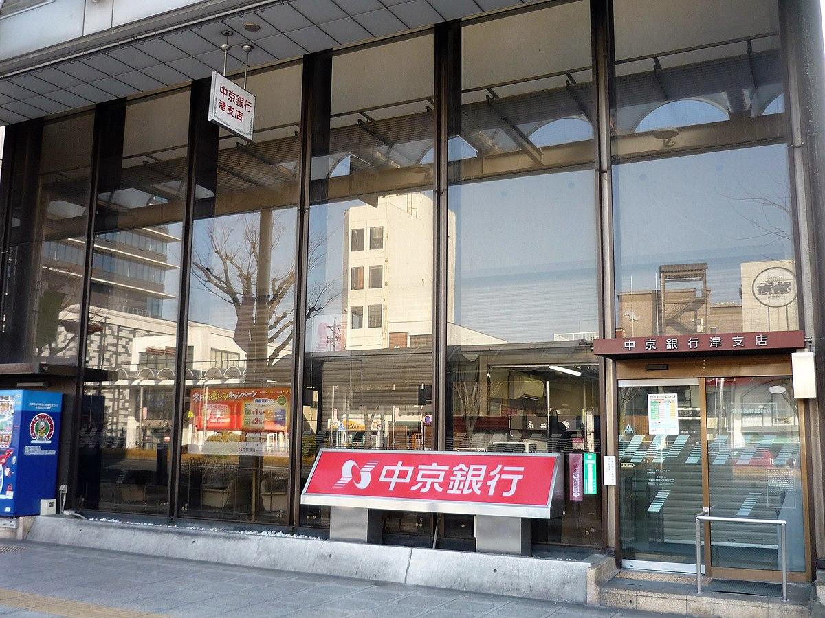 銀行 中京