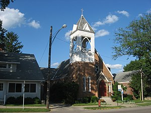 National Register of Historic Places listings in Champaign County, Ohio