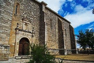 Algora - Image: Church of San Silvestre, Algora 06